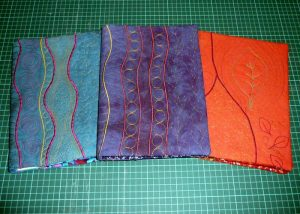 Some of my completed Journals