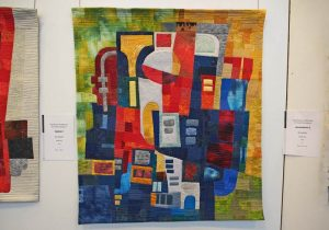 Contribution from the Israeli quilters