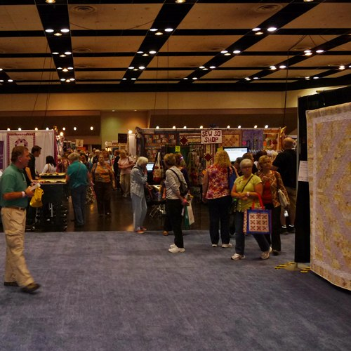 Pacific International Quilt Festival 2013 Part 2 Quilting