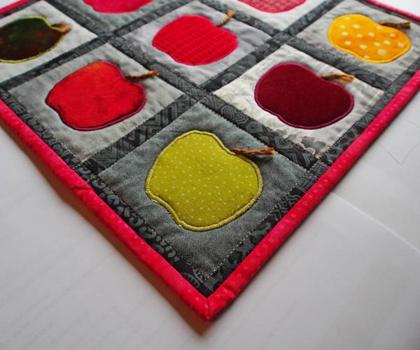 Apple Pie quilt