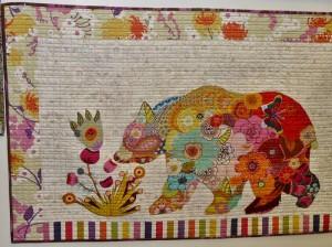 Laura Heine quilt design