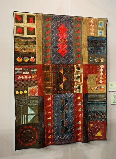 Tokyo quilt show quilts 8