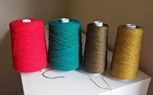 My selection of Avril yarns