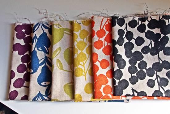 Japanese linens