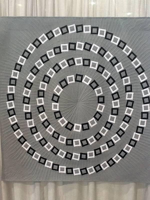 A mesmerising illusion