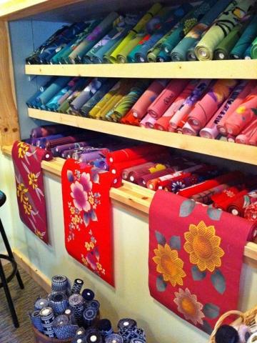 Okan Arts fabric