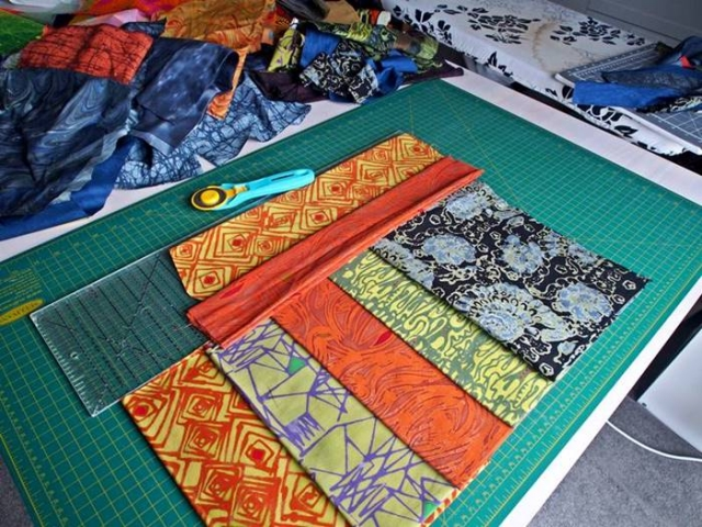Batiks from Turtle Hand