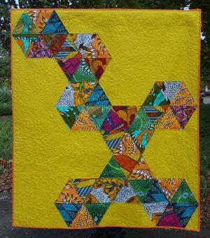 Odyssey quilt pattern