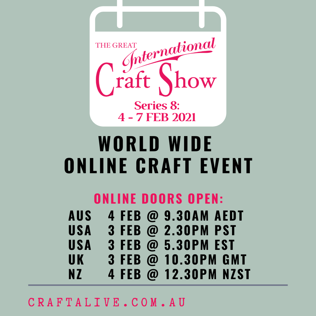 Great International Craft Show