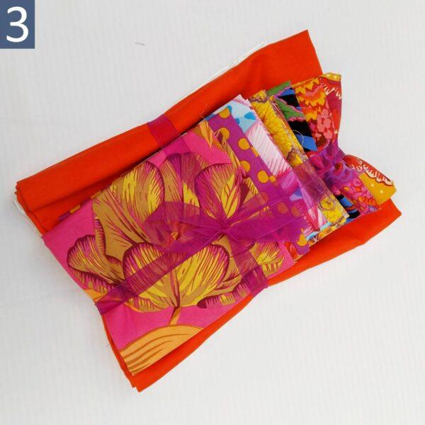 Kaffe Fassett print tote bag kit #3